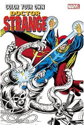 Color Your Own Doctor Strange - Marvel pdf epub
