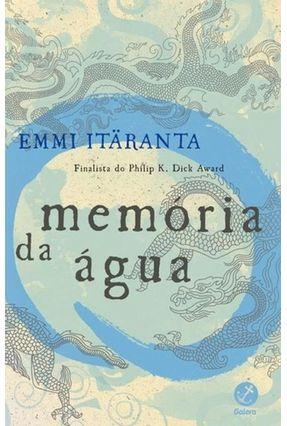 Memória da Água - Itäranta,Emmi   Hoshan.org