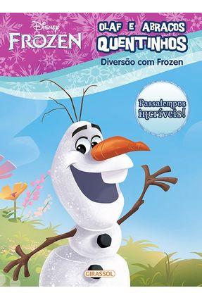Olaf e Abraços Quentinhos - Diversão Com Frozen - Disney | Hoshan.org