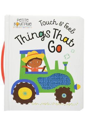 Things That Go - Petit ,Veronique pdf epub