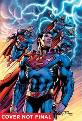 Superman - The Coming Of The Supermen - Adams,Neal | Hoshan.org