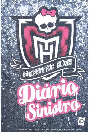 Monster High - Diário Sinistro - Harrison,Lisi pdf epub