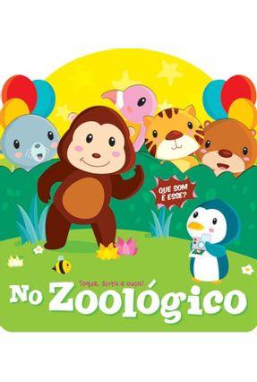 No Zoológico - Toque, Sinta EOuça! - Books,Yoyo | Hoshan.org