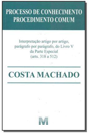 Processo Conhecimento Procedimento Comum - Machado,Costa   Tagrny.org