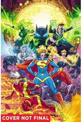 Justice League Of America 3001 Vol. 2 - Giffen,Keith | Tagrny.org