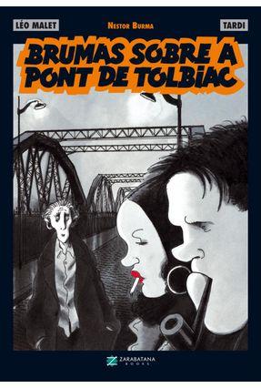 Brumas Sobre a Pont de Tolbiac - Tardi,Jacques Malet,Léo   Tagrny.org