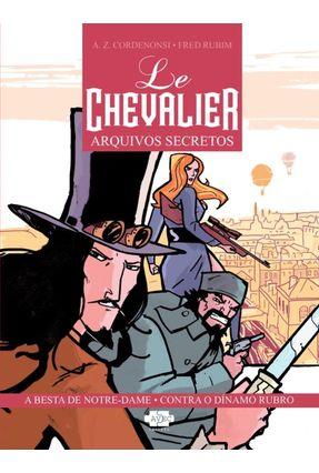 Le Chevalier  - Arquivos Secretos - A.Z.Cordenonsi   Hoshan.org