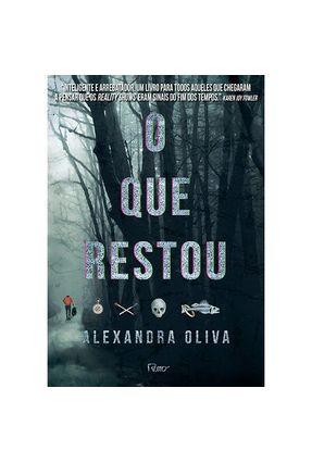 o Que Restou - Alexandra Oliva | Hoshan.org