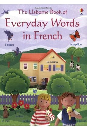 Everyday Words In French - Wilkes,Angela | Tagrny.org
