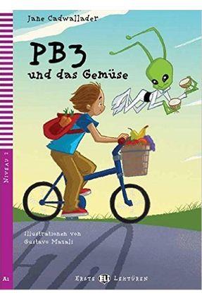 Pb3 Und Das Gemüse - Buch + Multi-Rom - Cadwallader,Jane | Hoshan.org