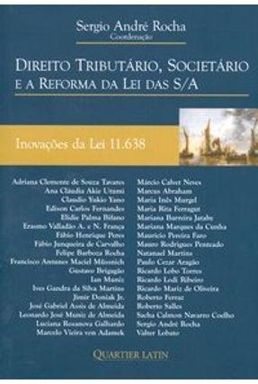 Direito Tributário, Societário e a Reforma da Lei das S/a - Vol. I - Rocha,Sérgio André pdf epub