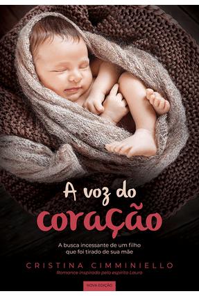 A Voz do Coração - Cimminiello,Cristina   Tagrny.org