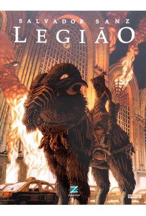 Legião - Vol. 5 - Col. Fierro - Sanz,Salvador | Hoshan.org