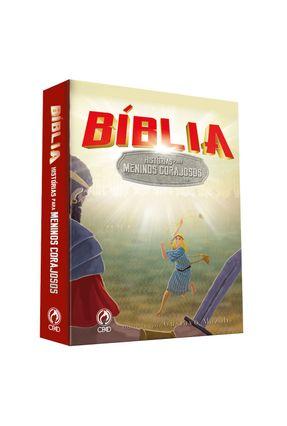 Biblia Historias Para Meninos Corajosos - Bíblia pdf epub