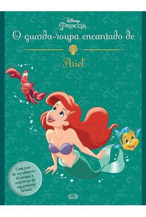 O Guarda-Roupa Encantado De Ariel - Disney pdf epub