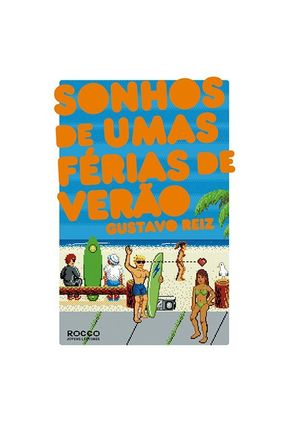 Sonhos de umas Férias de Verão - Reiz,Gustavo pdf epub
