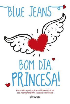 Bom Dia, Princesa! - Jeans,Blue   Hoshan.org