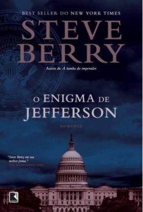 O Enigma de Jefferson - Berry,Steve | Tagrny.org