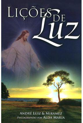 Lições de Luz - 2ª Ed. 2015 - Maria,Alda pdf epub