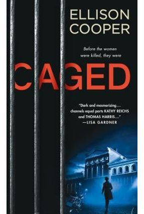 Caged - Agent Sayer Altair - Book 1 - Cooper,Ellison   Tagrny.org