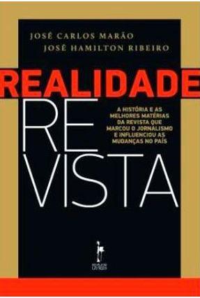 Edição antiga - Realidade Re-Vista - Ribeiro,Jose Hamilton pdf epub