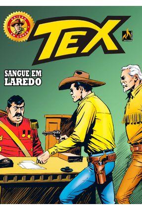 Tex Edição Em Cores 35 - Bonelli,Gianluigi Galleppini,Aurelio   Hoshan.org