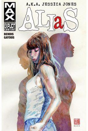 Jessica Jones - Alias - Vol. 1 - Bendis,Michael Brian   Hoshan.org