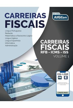 Carreiras Fiscais - Volume I - Wilza Castro   Tagrny.org