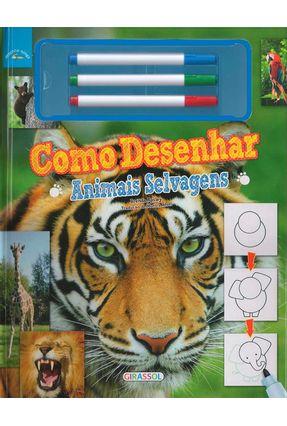 Como Desenhar Animais Selvagens - Brenda Apsley   Hoshan.org