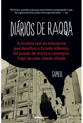 Diários De Raqqa - Samer pdf epub