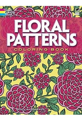 Creative Haven Floral Designs Coloring Book - MAZURKIEWICZ   Tagrny.org