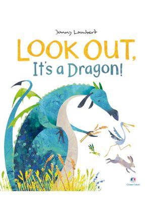 Look Out, It S A Dragon! - Lambert,Jonny | Nisrs.org