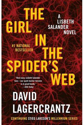 The Girl In The Spider's Web - Lagercrantz ,David pdf epub