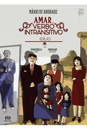 Amar - Verbo Intransito - Andrade,Mário de   Hoshan.org