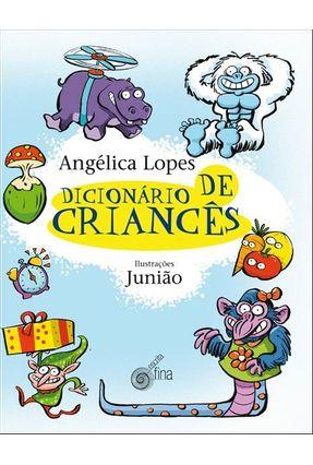 Dicionário de Criancês - Lopes,Angélica pdf epub