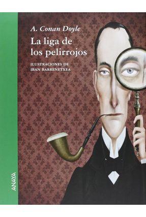 La Liga De Los Pelirrojos - Doyle,Arthur Conan | Tagrny.org