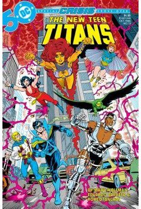 New Teen Titans Vol. 10 - Wolfman,Marv pdf epub
