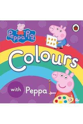 Peppa Pig - Colours - Penguin pdf epub