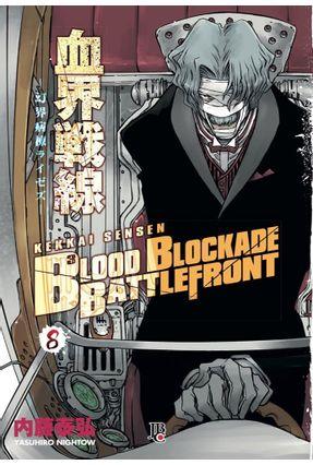 Blood Blockade Battlefront - Vol. 8 - Nightow,Yasuhiro | Hoshan.org