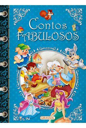 Contos Fabulosos - Capa Azul - Juan Jose Gutierrez Familiar pdf epub