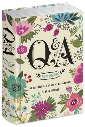 Q&A A Day For Moms - A 5 -Year Journal - Potter Style | Hoshan.org