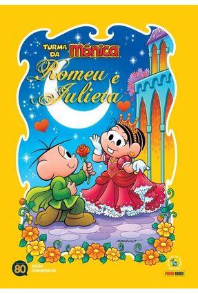 Turma da Mônica - Romeu e Julieta - Sousa,Mauricio de | Tagrny.org