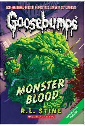 Classic Goosebumps #3: Monster Blood - Stine,R L pdf epub