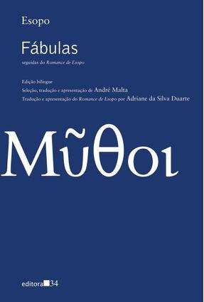 Fábulas, Seguidas do Romance de Esopo - Esopo | Hoshan.org