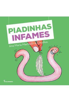 Piadinhas Infames - Série Adivinhe Só - Machado,Ana Maria | Hoshan.org