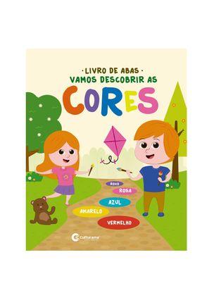 Livro De Abas Cores - Rodrigues,Naihobi S. | Tagrny.org