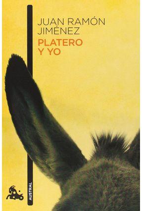 Platero Y Yo - Jiménez,Juan Ramón   Hoshan.org