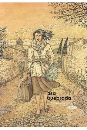 Asa Quebrada - Altarriba,Kim Antonio | Hoshan.org