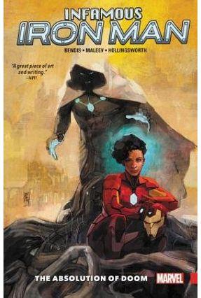 Infamous Iron Man Vol. 2 - Bendis,Brian Michael pdf epub