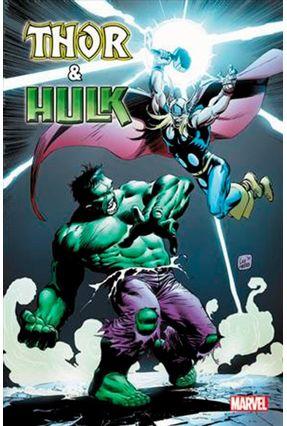 Thor & Hulk - Caramagna,Joe pdf epub